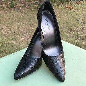 Liz Claiborne Elle Flex pumps Size 8 1/2W